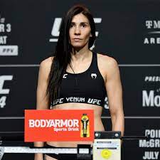 Irene Aldana explains UFC 264 weight ...