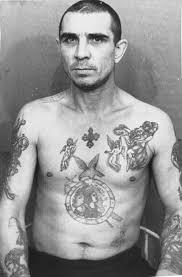 Tetování Ruských Vězňů Jsou Plná Symbolů Jež Vyprávějí Příběhy