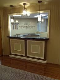 law office decor. Customized Reception Law Office Decor