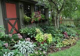Small Picture Shade Garden Designs Shade Garden Plans Planter Designs Ideas