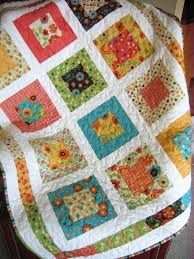 PDF Quilt Pattern Lap or Baby size....Quick and Easy Layer & 🔎zoom Adamdwight.com
