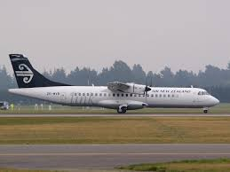 New Zealand Aviation Charts Air New Zealand Link Mount Cook Airline Atr 72 600 Type
