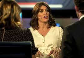 Where is Kasie Hunt Now?