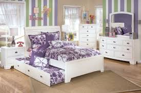 Alyn Dresser, Mirror, Chest & Full Size Trundle Bed