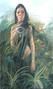 female figure painting ii