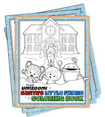 Team Umizoomi Coloring Pages Page Beautiful Printable 9 Free