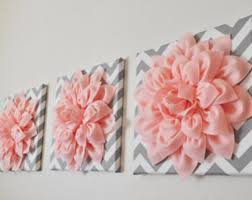 flower wall art diy