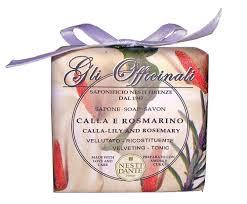 <b>Мыло Calla</b> Lily & Rosemary / Калла и розмарин — купить в ...