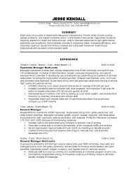 restaurant objective for resume objective of a resume restaurant server resume objective resume