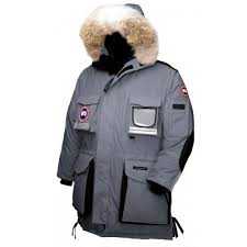 Canada Goose Mens - Best Canada Goose Mens Snow Mantra Grey Down Jacket Sale