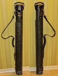 leather cue cases for pool cue to close window