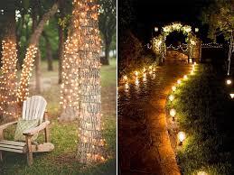 diy lighting for wedding. Superieur Creative Decor Diy Lighting Wedding Full Size. Outdoor Ideas Reception Makeovers For