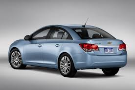 2011 Chevy Cruze Eco Officially Gets 42 MPG on the Highway | The ...