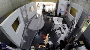 Studio B Design Group Studio B Set Construction University Of Miami School Of Comunication By Art Film Group