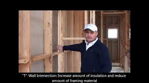 advanced framing techniques part 1 t wall intersections non load bearing wall headers you