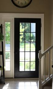 Best  Glass Front Door Ideas On Pinterest - Exterior door glass insert replacement