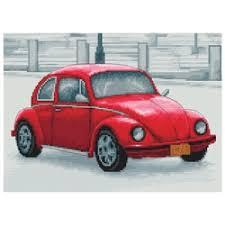 «Машина - ретро <b>Набор для вышивания Luca-S</b> B2237 ...