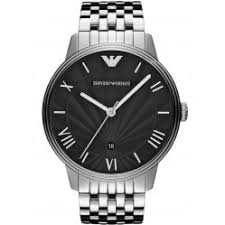 mens watches outlet houseofwatches co uk emporio armani mens bracelet watch ar1614