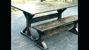 how to build a table base farmhouse table base farm table designs farmhouse table designs how