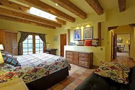 Southwest Bedroom Bedroom Charming Summer Bedroom Interiors Design With Skylight