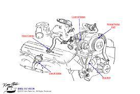 1977 corvette air system parts parts & accessories for corvettes 1977 Corvette Engine Diagram air system diagram for a 1977 corvette 1977 corvette engine diagram