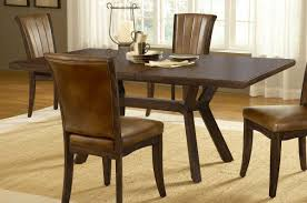 Rectangle Dining Table Traditional Small Rectangular Made Of