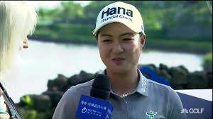 minjee lee final round interview blue bay lpga minjee lee final round interview 2016 blue bay ladies professional golf association