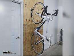 vertical wall mount bike storage rack