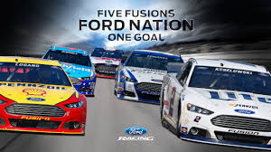 ford racing wallpaper. Simple Racing Celebrate 5 Fusions In The Chase With This Official Ford Racing Wallpaper Intended