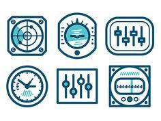 Two Tone Icons 317 Best Icon Images Icon Design Pictogram Design Web