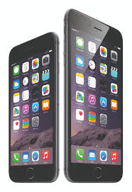 iphone y plus. menú de iphone 6 y plus iphone l