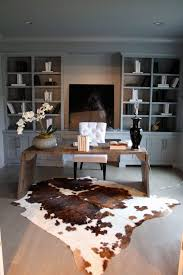 tricolor cowhide rug l imports inside large decor 9