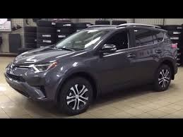 <b>2017 Toyota RAV4</b> LE AWD Review - YouTube