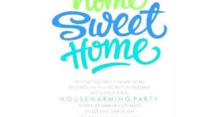 Housewarming Party Invitation Template Word Sepulchered Com