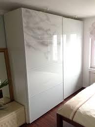 Ikea Pax Kleiderschrank Türen Gebraucht Ikea Tür Storas Glas Für