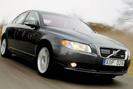 the craziest car options ever auto express front view of volvo s80 v8