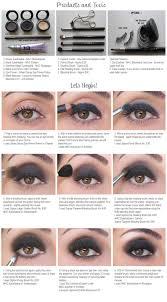 hot swiss chocolate and black smokey eye tutorial