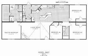 single wide mobile home floor plan luxury 2 bedroom single wide floor plans two bedroom mobile