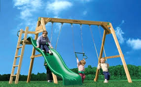 childrens swing sets outdoor wooden swing sets kids backyard play sets backyard swing sets outdoor
