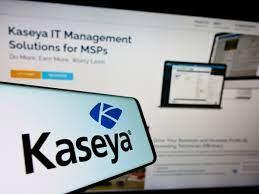 Ransomware: Kaseya-Generalschlüssel ...