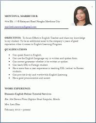 Resume Sample For Job Application Doc Resume Corner