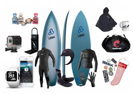 with less than a week to go to day you will be forgiven for asking for some last minute inspiration for gifts for the surfers in your life