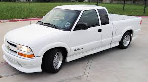 chevrolet s10 xtreme project