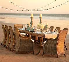 pottery barn outdoor table pin pottery barn outdoor dining set pottery barn chesapeake outdoor furniture stain
