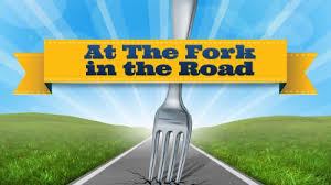 Image result for real fork in the road