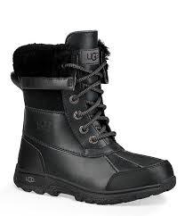 uggugg kid s e ii waterproof and leather winter boot