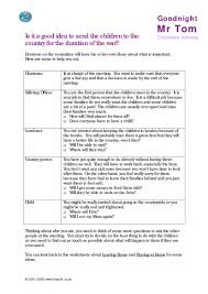 goodnight mr tom by michelle magorian ks3 resources all 1 preview