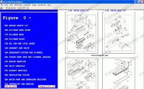 isuzu industrial engine proquest electronic spare parts catalog isuzu industrial engines epc 2011