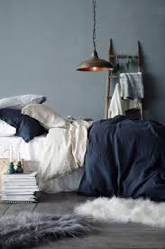 Marine Blau Und Weißen Schlafzimmer Marine Blau Bettwäsche Ideen