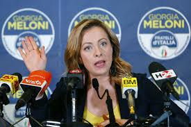 La grande ascesa di Giorgia Meloni - Vulcano Statale